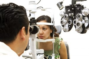 EpilepsyDrug MS Eye Exams
