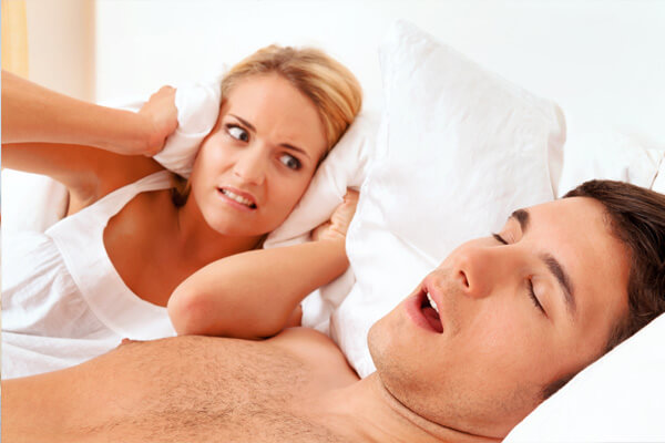 Sleep Apnea and Heavy Snoring Linked to Cognitive Decline