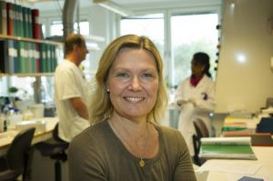 Anna Wedell is a Professor of Medical Genetics at Karolinska Institutet.