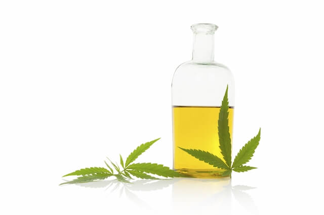Hospital makes history: Cannabis oil helps baby's seizures