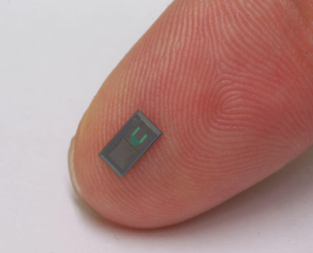 A dissolvable brain implant
