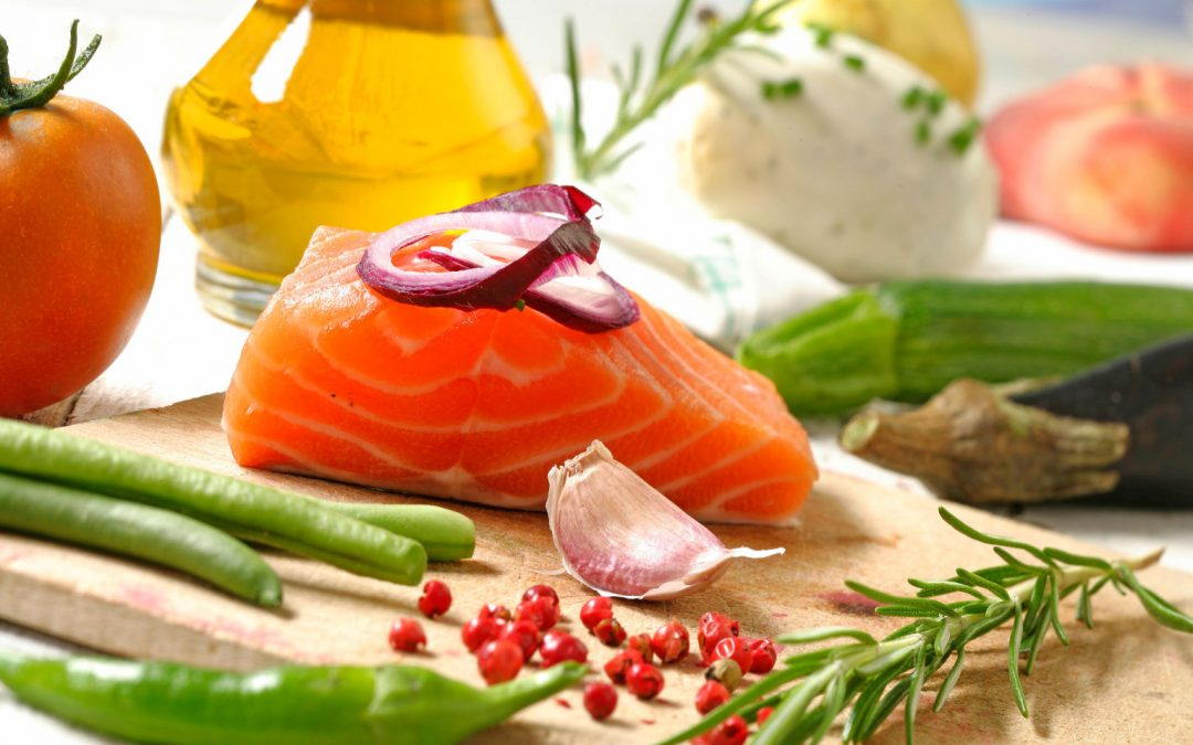 Mediterranean diet may help provide long-term protection to the brain