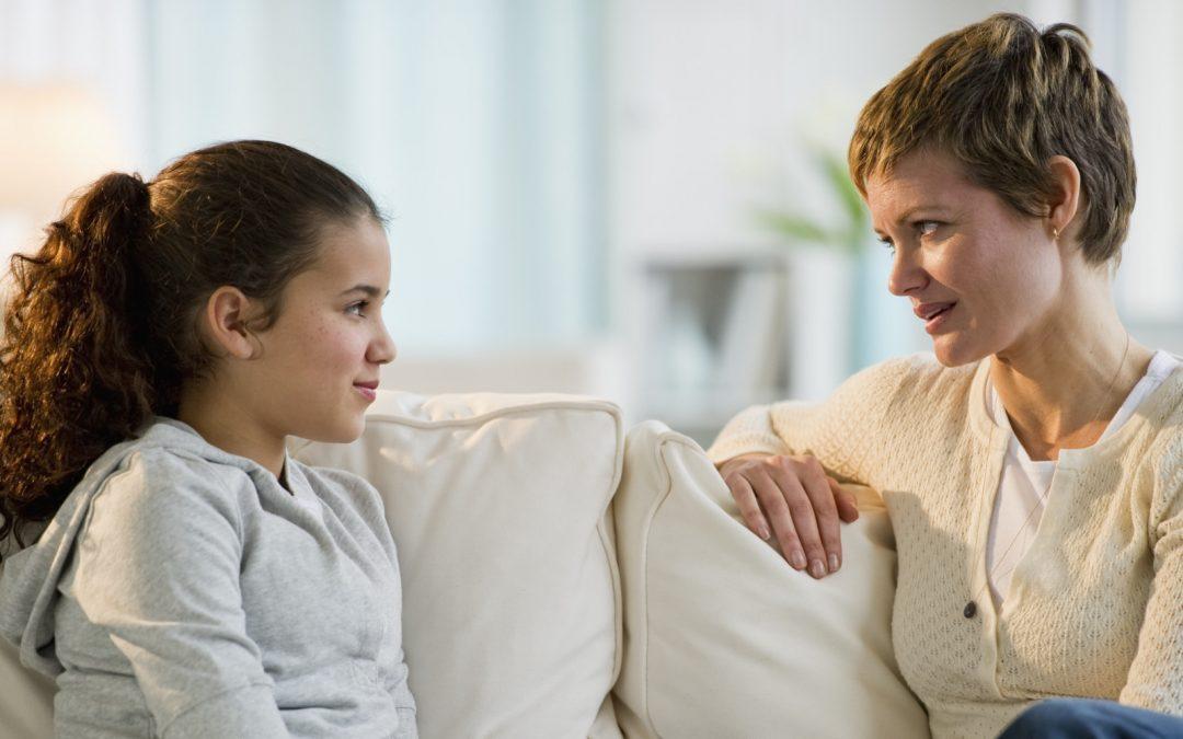 When do I tell my children I have epilepsy?