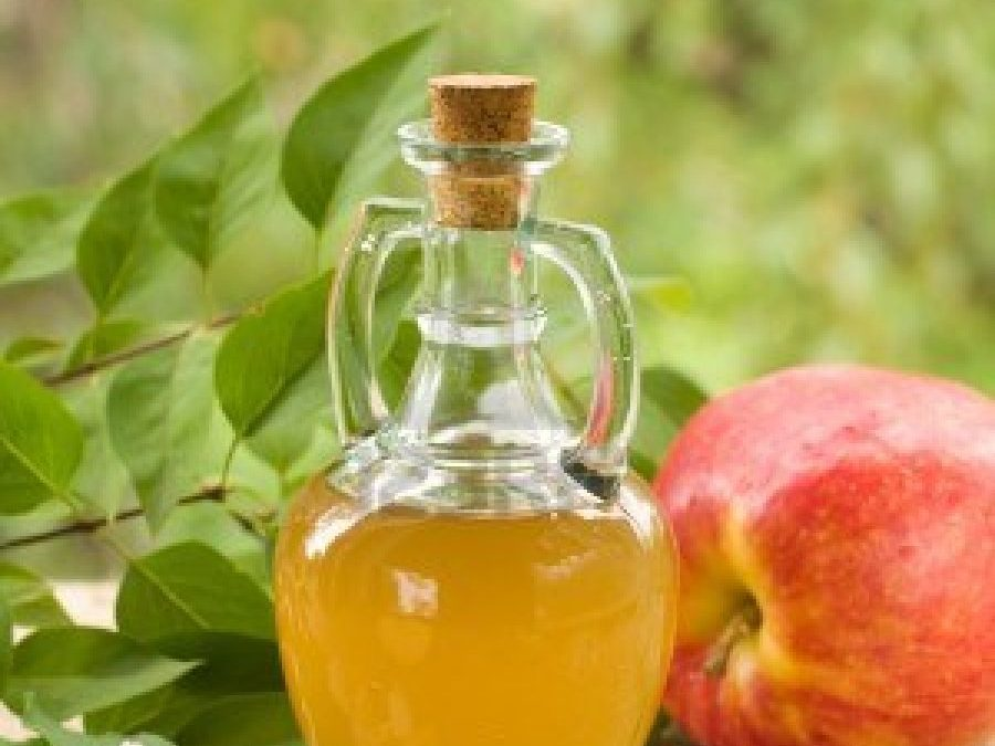 Can apple cider vinegar cure a headache?