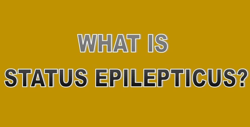 What is Status Epilepticus?