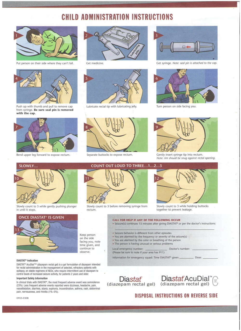 Diastat Training