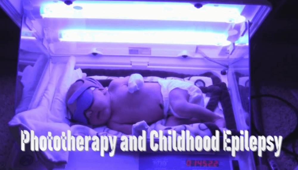 Childhood Seizures After Phototherapy