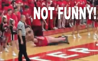 INDIANA HIGH SCHOOL BASKETBALL PLAYER WITH EPILEPSY SAYS HE CRIED AFTER BEING MOCKED BY FAN