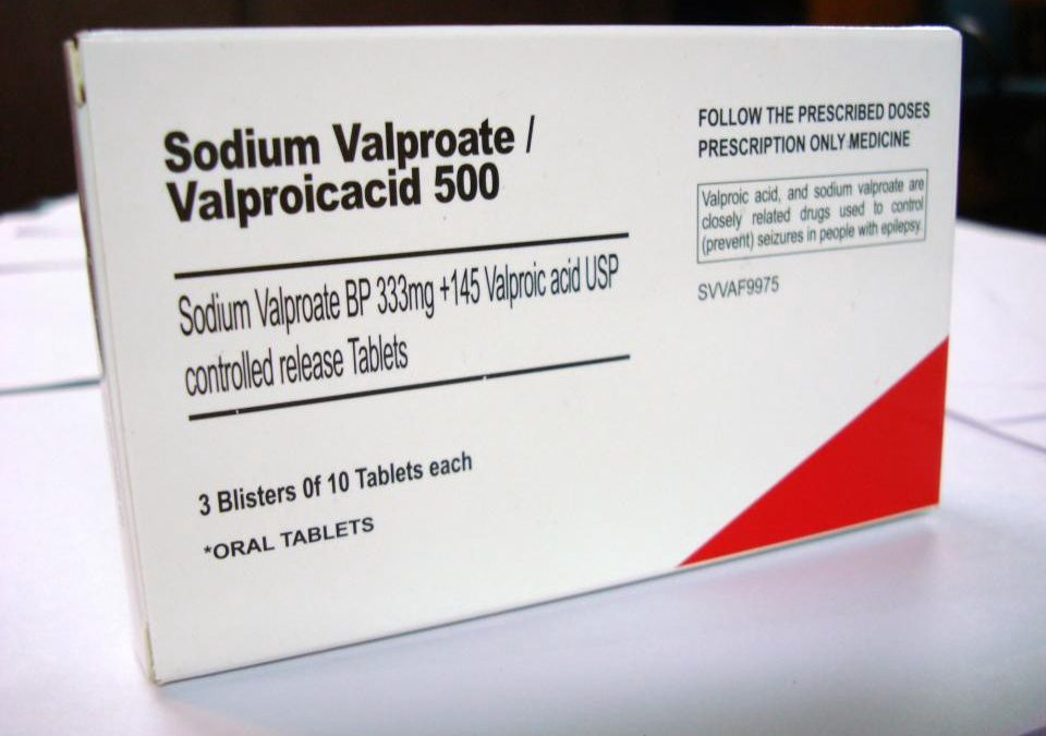 Exposure to Valproate Risk for Attention-Deficit/Hyperactivity Disorder