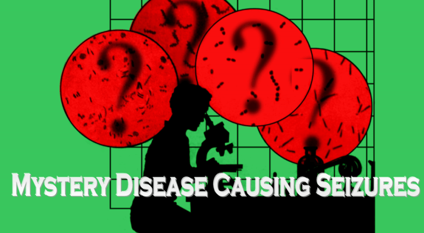 Newly discovered serious disease in children causing epilepsy!