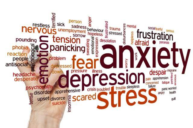 Study finds prevalence of depression and anxiety in ...