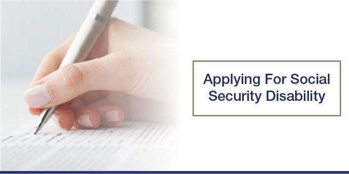 Qualifying for Social Security Disability Benefits with